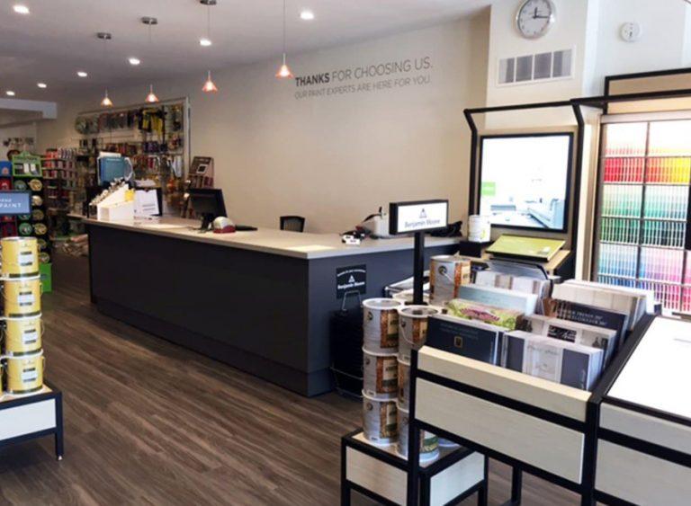 Benjamin Moore Store – Avenue Road